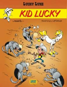 Couverture de l'album Kid Lucky