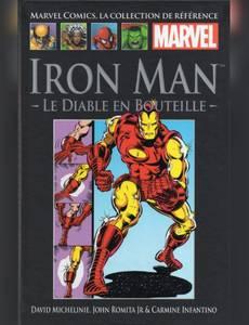 Couverture de l'album Iron Man - le Diable en Bouteille