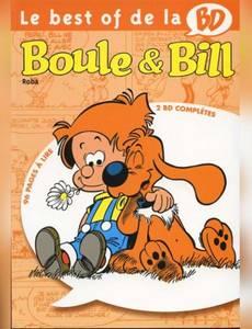 Couverture de l'album Le best of de la BD - Boule et Bill
