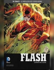 Couverture de l'album Flash - La Révolte des Lascars