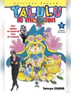 Couverture de l'album Talulu le magicien, tome 11