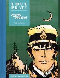 Couverture de l'album Corto maltese - fable de venise