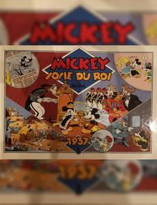Couverture de l'album Mickey Sosie du Roi (L'Âge d'or de Mickey)