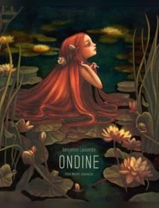Couverture du premier album de la série Ondine