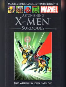 Couverture de l'album Astonishing X-Men - Surdoués