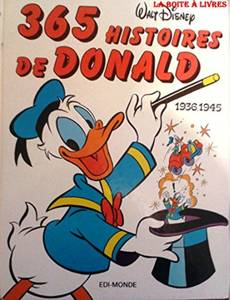 Couverture du premier album de la série Collection Walt Disney