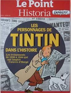 Couverture de l'album Les personnages de Tintin dans l'Histoire : Vol. 1