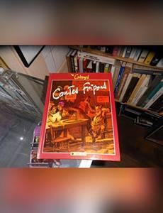 Couverture du premier album de la série Contes fripons