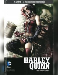 Couverture de l'album Harley Quinn - Complètement Marteau