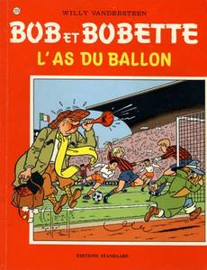 Couverture de l'album L'As du ballon