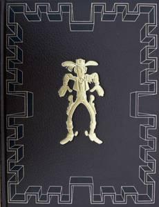 Couverture du premier album de la série Lucky Luke - Intégrale Rombaldi / Dargaud