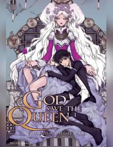 Couverture du premier album de la série God Save the Queen