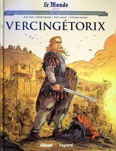 Couverture de l'album Vercingétorix