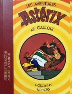 Couverture de l'album Astérix (Intégrale Dargaud)