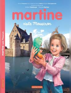 Couverture de l'album Martine visite mouscron