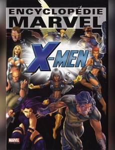 Couverture du premier album de la série Encyclopédie Marvel