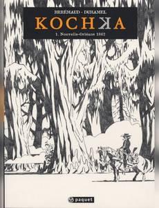 Couverture du premier album de la série Kochka