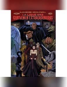 Couverture de l'album Volume Deux - La Ligue des Gentlemen Extraordinaires