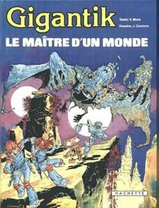 Couverture de l'album Le Maître d'un Monde