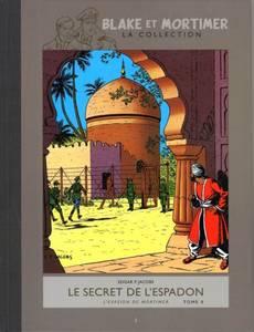 Couverture de l'album Le Secret de l'Espadon T2