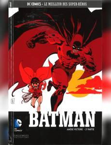 Couverture de l'album Batman – Amère Victoire T2