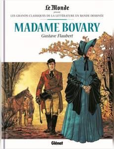 Couverture de l'album Madame Bovary