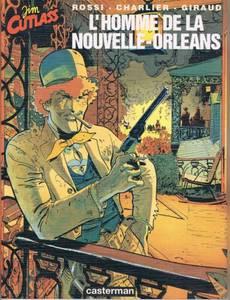 Couverture de l'album L'Homme de la Nouvelle-Orleans