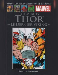 Couverture de l'album The Mighty Thor - le Dernier Viking
