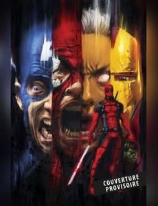 Couverture de l'album Deadpool Massacre Marvel