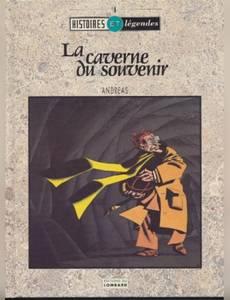 Couverture du premier album de la série La Caverne du Souvenir