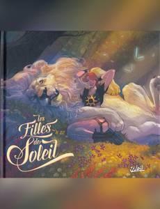 Couverture de l'album Les Filles de Soleil