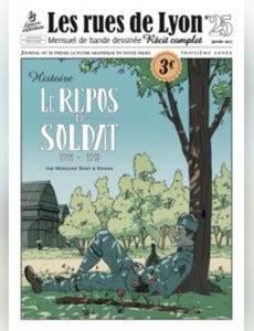 Couverture de l'album Le repos du soldat