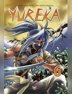 Couverture du premier album de la série Yureka