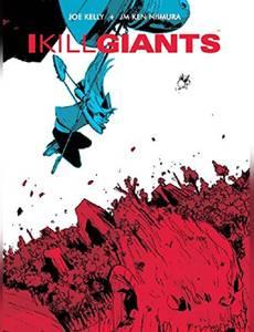 Couverture du premier album de la série I Kill Giants