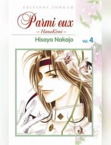 Couverture de l'album Parmi Eux - Hanakimi