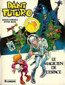 Couverture de l'album Le Magicien de l'espace