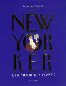 Couverture de l'album The New Yorker : L'humour des livres