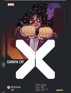Couverture de l'album Dawn of X