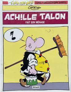 Couverture de l'album Achille talon fait son ménage
