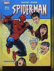 Couverture du premier album de la série Marvel Best-Sellers