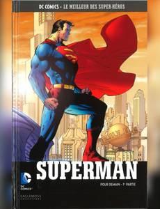 Couverture de l'album Superman – Pour demain T1