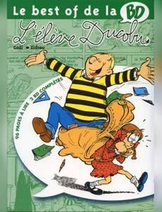 Couverture de l'album Le Best of de la BD : Ducobu