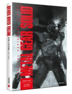 Couverture du premier album de la série Metal Gear Solid