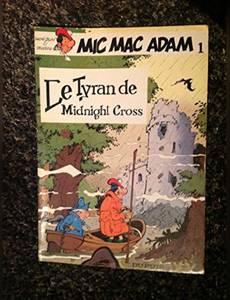 Couverture de l'album Le tyran de midnight cross