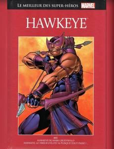 Couverture de l'album Hawkeye