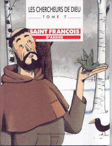 Couverture de l'album Saint François d'Assise