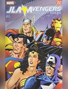 Couverture de l'album Avengers Vs Jla