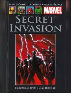 Couverture de l'album Secret Invasion