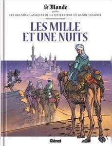 Couverture de l'album Les Contes des Milles et une Nuits