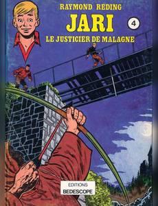 Couverture de l'album Le Justicier de Malagne